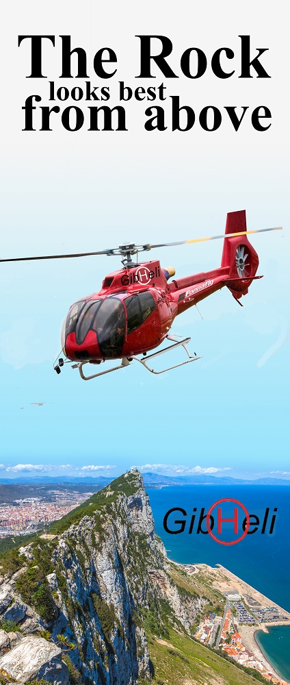 Marbella Gibraltar Best Price helicopter flights