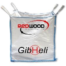 Gibraltar helicopter Freight Forward cargo Big Bag