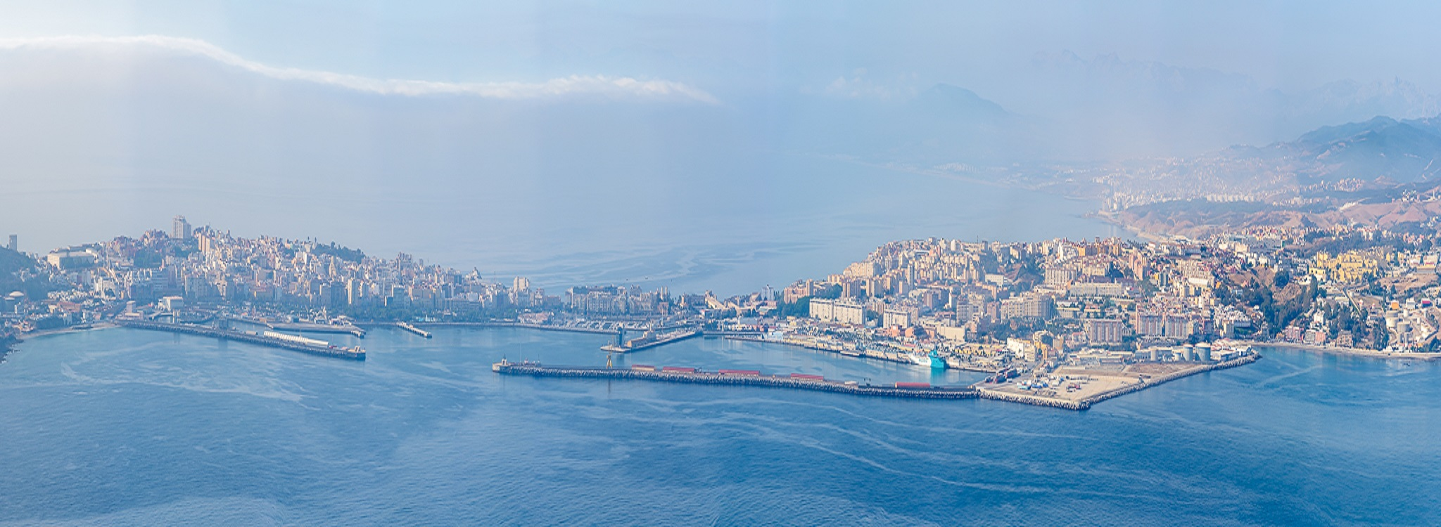 Helicopter flights to Ceuta from Gibraltar