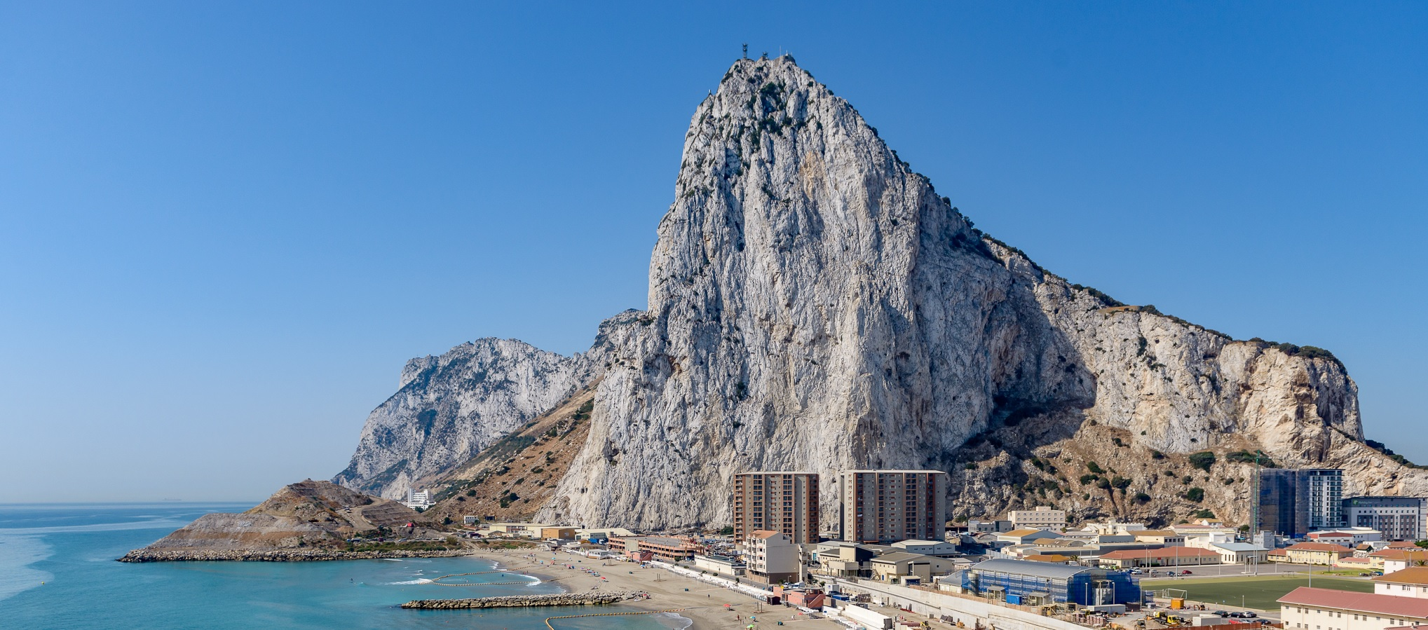 Photoflights from Gibraltar-helicopter-Service - Gibheli - Reclamation-area