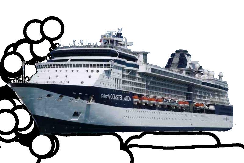 Celebrity Cruises Gibraltar Excursion Price list - Constellation