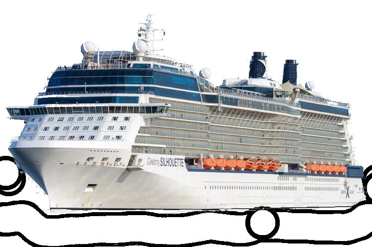 Celebrity Cruises Gibraltar Excursion Price list - Silhouette