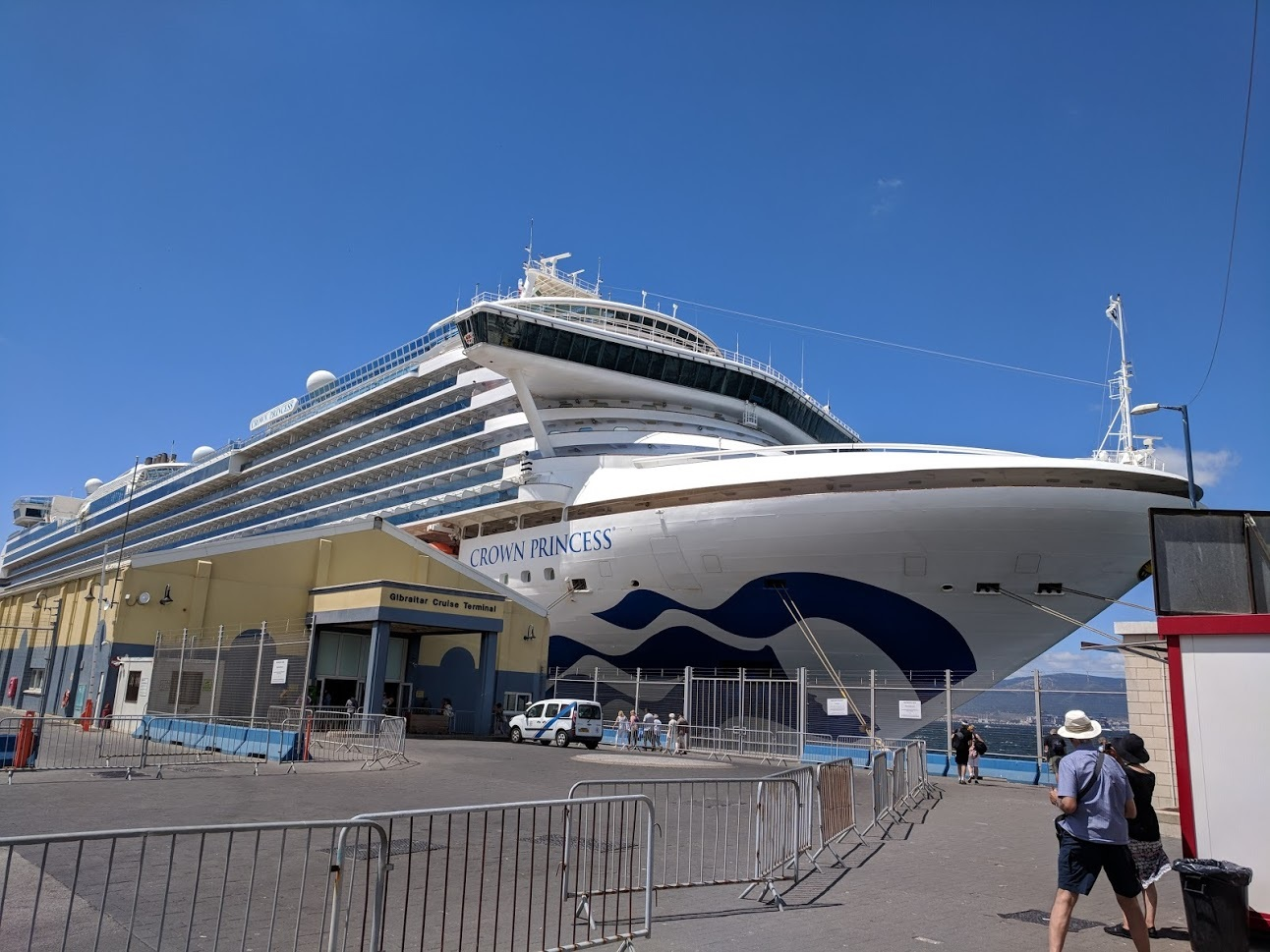 Princess cruises Gibraltar excursions